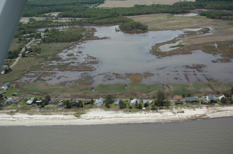 About Delaware Coastal Flood Monitoring System